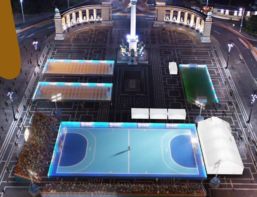 Hungarian Handball Day – concept development