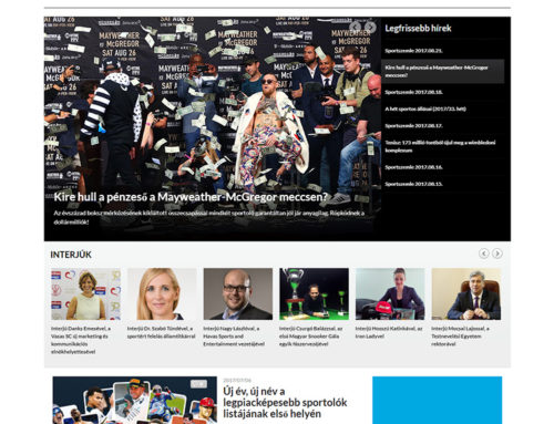 Hungary's favourite sportsmarketing news portal